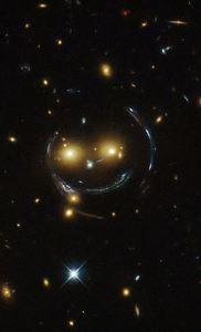 smiling universe